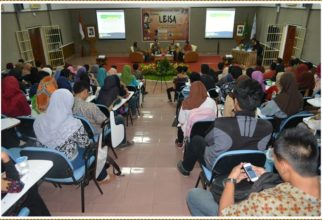 "Unit Klinik Tani Gelar Talk Show ""Let's be the Inovators for food sovereignty in Indonesia"""