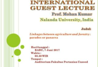 International Guest Lecture