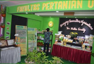 BRINGING INNOVATIVE AGRICULTURE FOR BETTER SOCIENTY FAPERTA DI AJANG UNSOED EXPO 2017