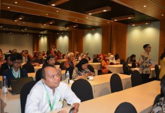 Upacara Penutupan International Conference of Sustainable Agriculture for Rural Development (ICSARD) 2018