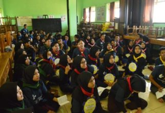 Himpunan Mahasiswa Agricultural Engineering mengadakan MAKRAB DAN OUTBOUND GEAR 2019